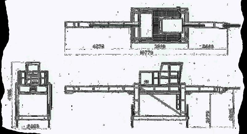 Очистка трубных пучков AUTOJET I930/5