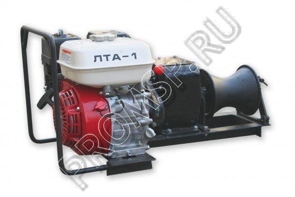 Лебедка бензиновая автономная ЛТА-1
