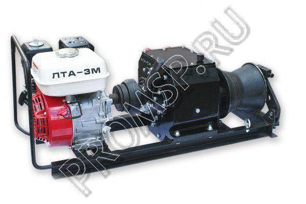 Лебедка бензиновая автономная ЛТА-3М