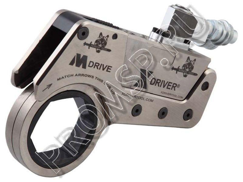 Гидравлический гайковерт Norwolf M-Drive