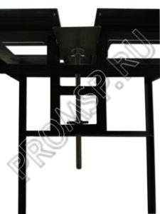 Малый стол для 3-х шинообрабатывающих модулей