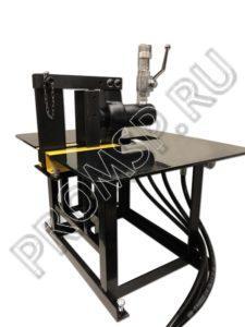 Мини стол для модуля гибки токопроводящих шин