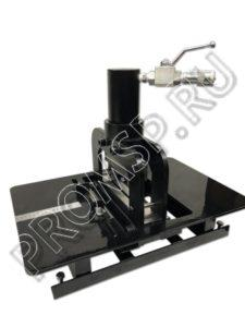 Мини стол для модуля резки токопроводящих шин